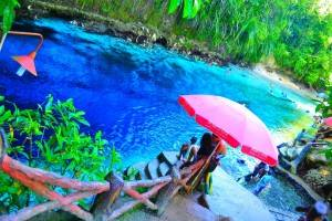 Enchanted River, Philippines